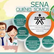 Formación del SENA en Caquetá
